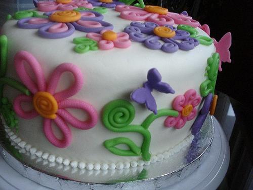 Рецепт торта из мастики своими руками с фото