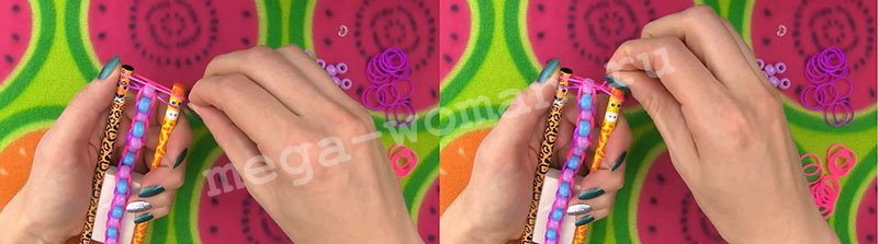 rainbow loom браслети