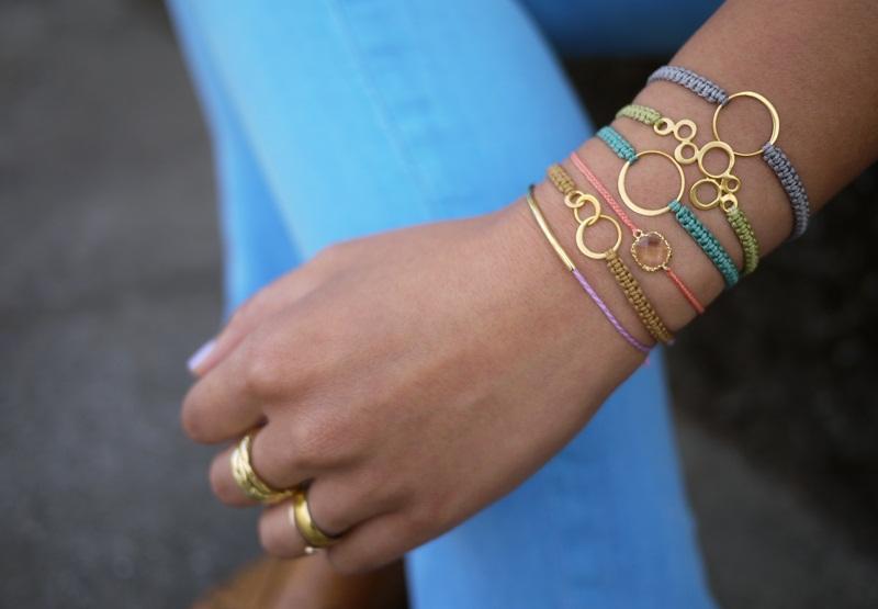браслеты макраме своими руками
