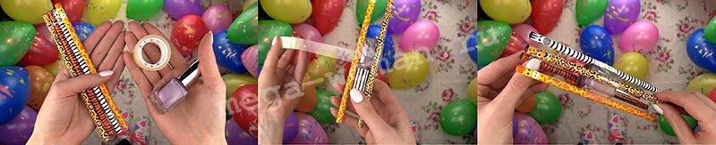 верстат для плетіння браслетів з гумок