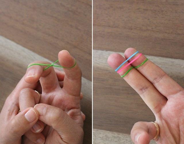 Как сделать заколку своими руками из ленточек