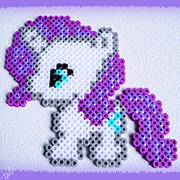 Кадр 386419 из Термомозаика. My Little Pony из термомозаики